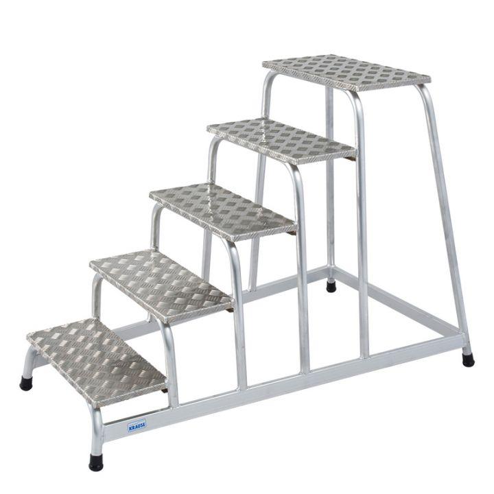 KRAUSE Алюминиевая монтажная подставка 5 ступ. (арт. 805058)