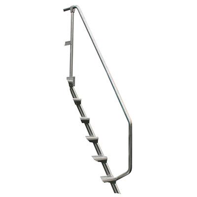 KRAUSE Stabilo Перила для лестницы-платформы 7-8 ступ. (арт. 820440)