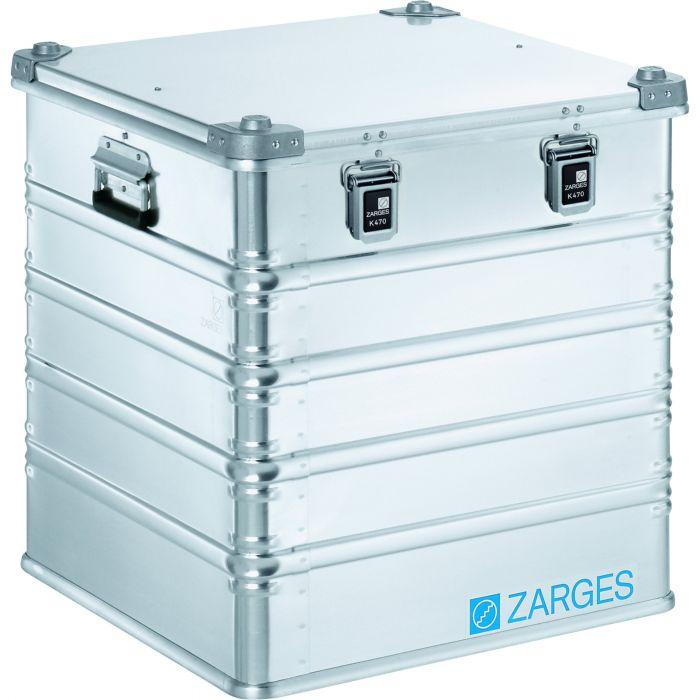 Алюминиевый ящик Zarges К 470 175 л арт. 40836