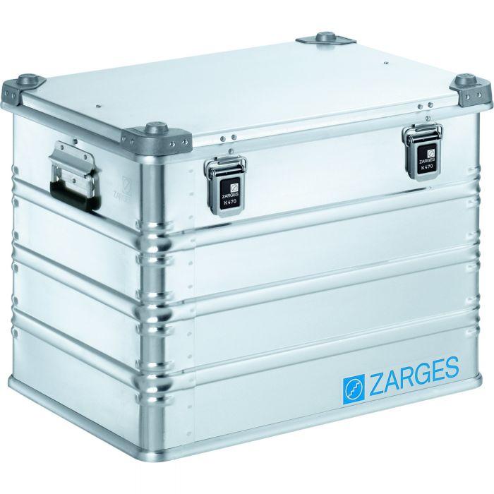 Алюминиевый ящик Zarges К 470 116 л арт. 40837