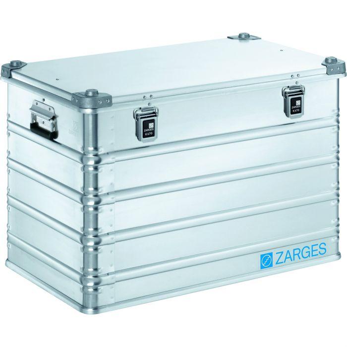 Алюминиевый ящик Zarges К 470 195 л арт. 40844
