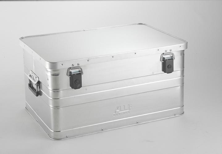 ALPOS Алюминиевый ящик (арт. BB50)