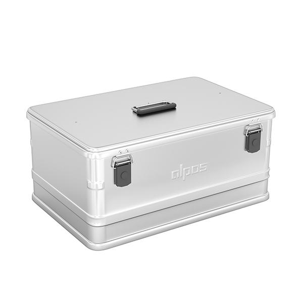 ALPOS Aлюминиевый ящик C47 (арт. C5201)