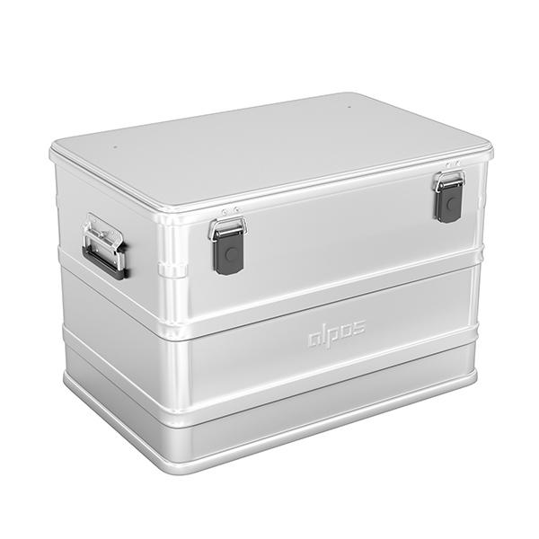 ALPOS Aлюминиевый ящик C76 (арт. C5209)