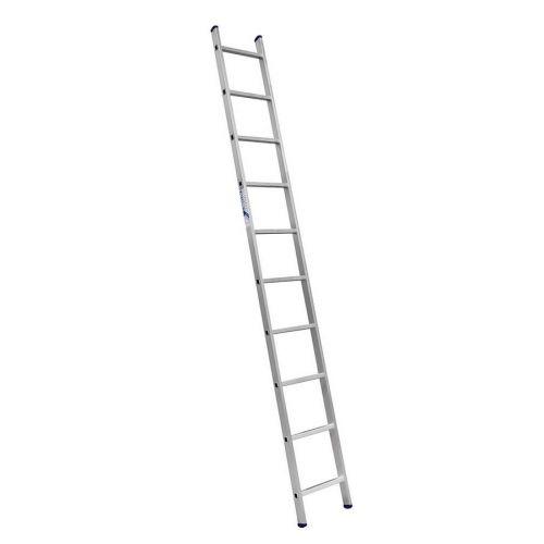 ALUMET Лестница приставная односекционная 10 ступ. (арт. 5110)