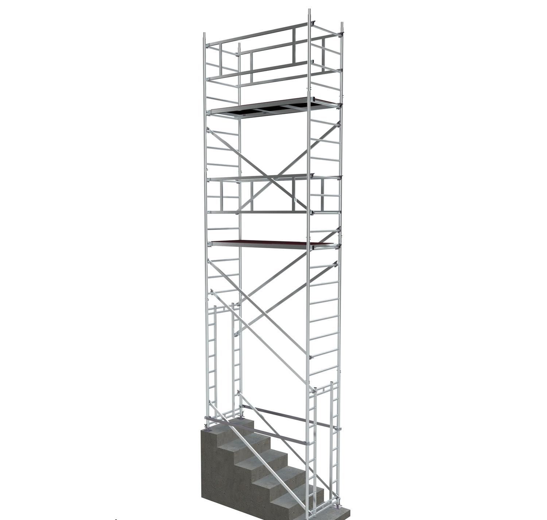 Вышка модульная алюминиевая ВМА 700 П/7