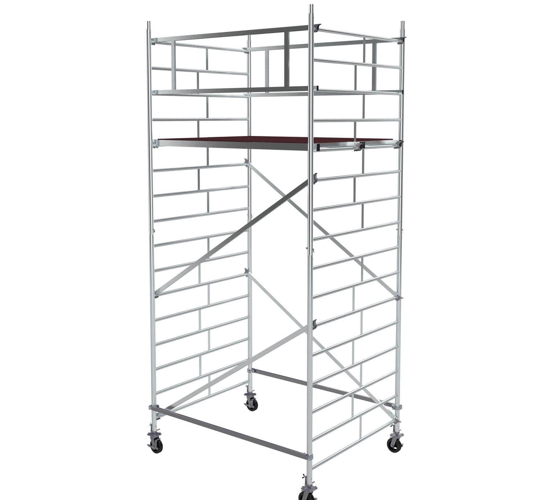 Вышка модульная алюминиевая ВМА 1400/5