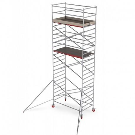 Вышка тура Altrex RS Tower 42 двойная площадка - 1.35X1.85 (6.20)