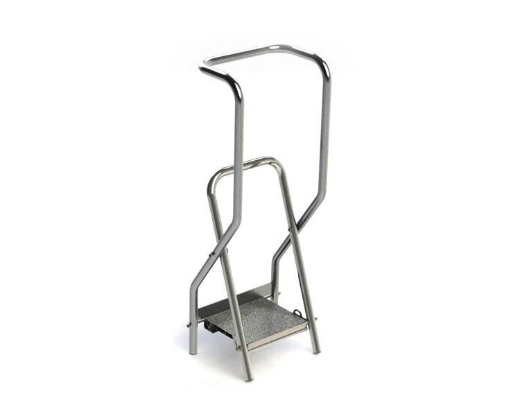 алюминиевая платформа Svelt Sicurkit 100 см для Scalissima (арт. Sicurkit100s)