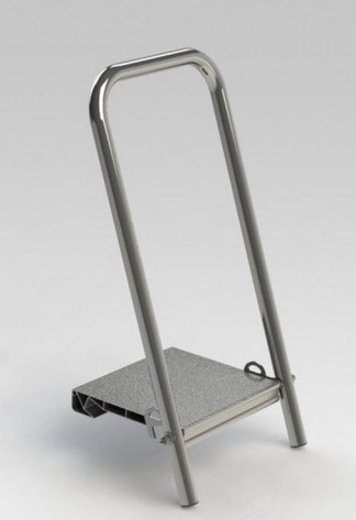 SVELT Sicurkit Алюминиевая платформа 60 см для Scalissima (арт. sicurkit60s)