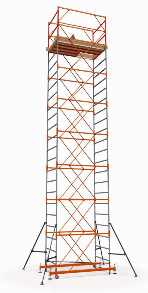 ORTUS-400 Вышка тура (12.30) (арт. СВ4-123)