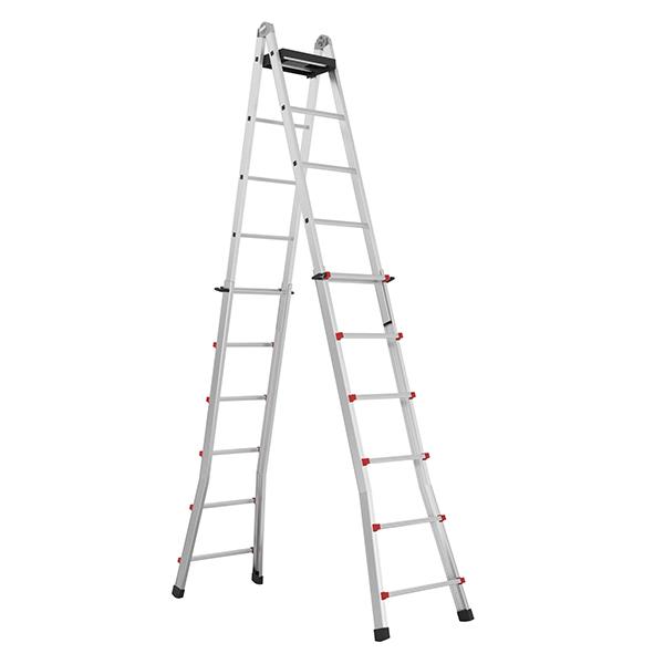 SVELT Scalissima Лестница шарнирная телескопическая 12Х12