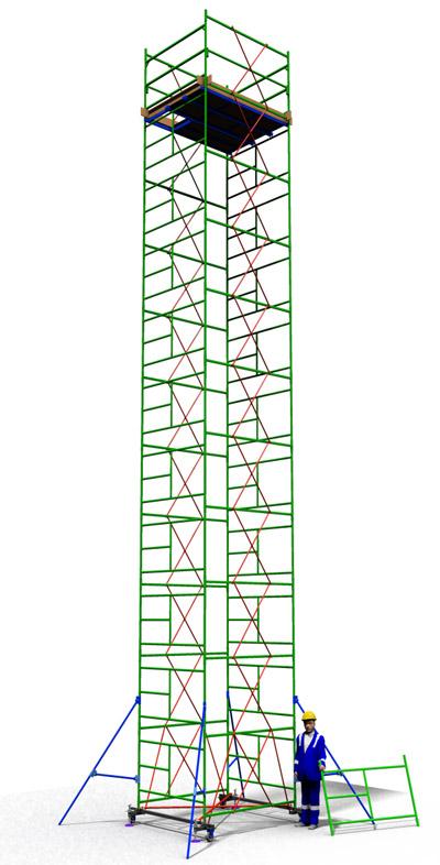 Вышка тура ТТ2000ШН (13,70)