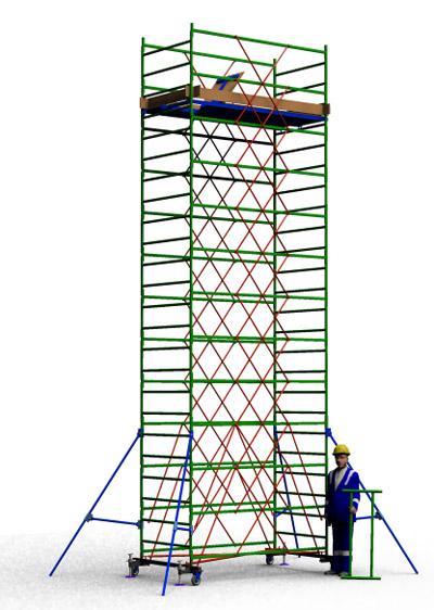 Вышка тура строительная ТТ2400РН (7,70)