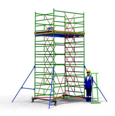 Вышка тура строительная ТТ2400РШН (5,30)