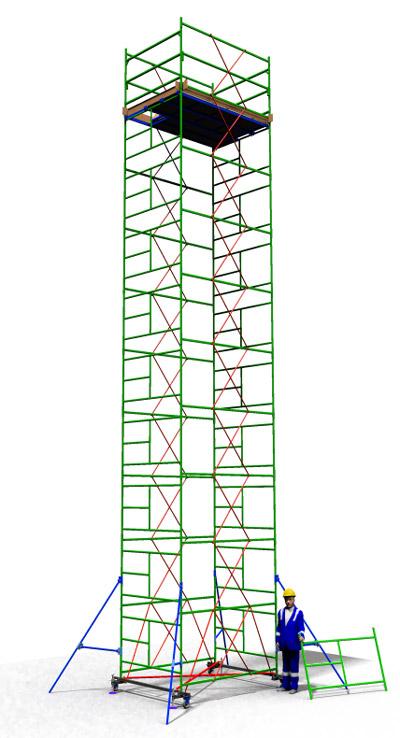 Вышка тура ТТ2400ШН (12,50)
