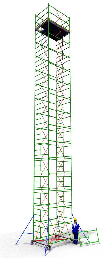 Вышка тура ТТ2400ШН (18,50)