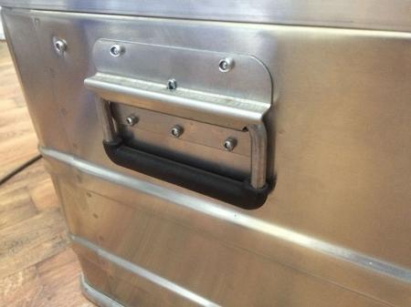Алюминиевый ящик тип А 115 арт. 256065