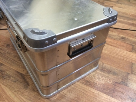 KRAUSE Алюминиевый ящик тип А-415 (арт. 256133)