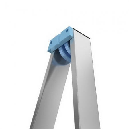 Лестница для мытья стекол 4 секции 802231