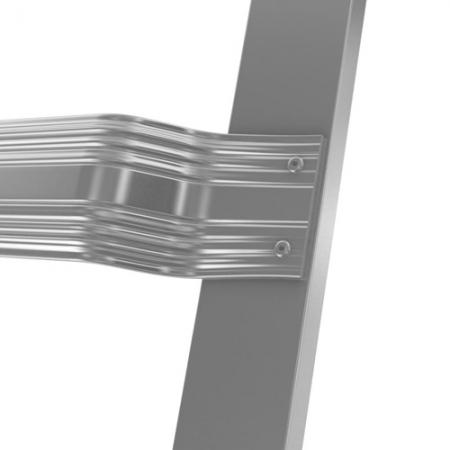 KRAUSE Лестница для крыши алюминиевая 10 ступ. (арт. 804310)