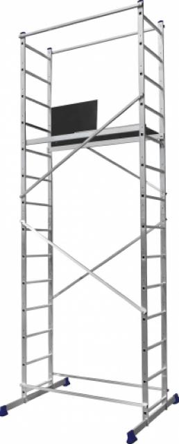 ALUMET Алюминиевые Подмости серия Техно 5 (арт. 4207)