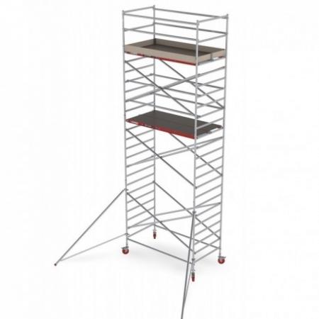 Вышка тура Altrex RS Tower 42 двойная площадка - 1.35X1.85 (11.20)