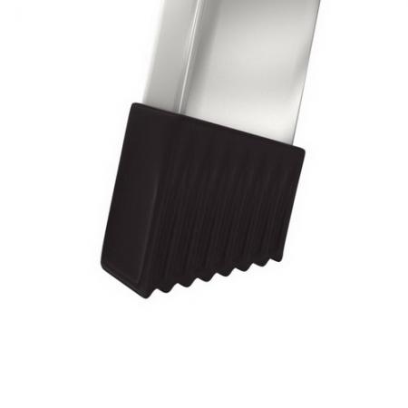 Secury стремянка, алюминиевая универсальная мульти-грип полка 6 ступ.