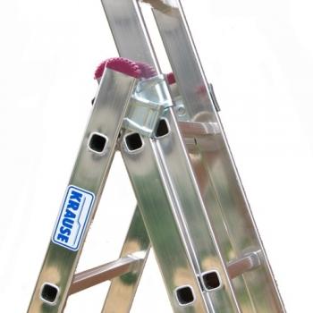 KRAUSE Corda Универсальная лестница 3Х14 ступ. (арт. 010452)