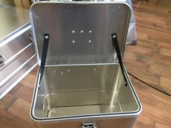 Алюминиевый ящик тип Б 47 арт. 256157