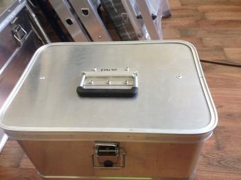 KRAUSE Алюминиевый ящик тип Б-70 (арт. 256164)
