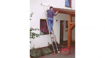 Multimatic шарнирная лестница-стремянка 4Х3 арт.120632