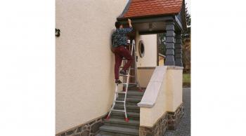 Telematic телескопическая шарнирная лестница 4Х5 арт.129963 (122322)