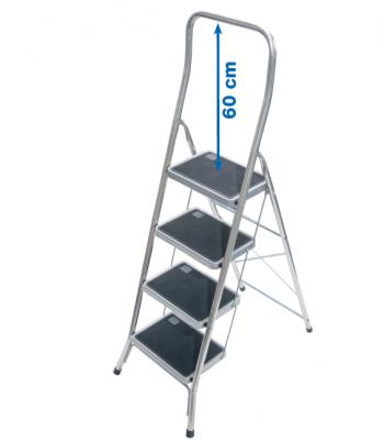Toppy XL складная подставка-стремянка Krause 4 ступ.