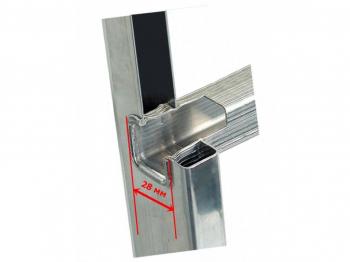 Универсальная 3-секционная лестница 3x10 с доп. функ. Tribilo Krause