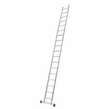 KRAUSE Stabilo Профессиональная приставная лестница 18 перекладин (арт. 133151)