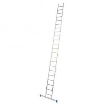Профессиональная приставная лестница 20 перекладин Krause Stabilo