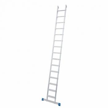 Приставная лестница 15 ступеней Krause Stabilo