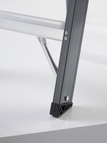 FALCO (FEO) Cтремянка анодированная 5 ступ. (арт. 191325)