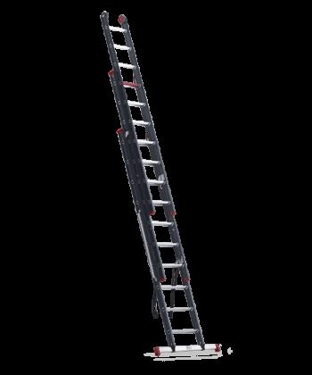Atlantis трехсекционная анодированная лестница 3Х10
