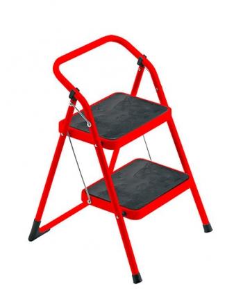 FRAMAR Major Стремянка 2 ступ. (Красная) (арт. 139 RED)