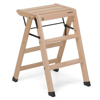 Табурет-стремянка деревянная Losgabello, цвет бук (арт. 503B)