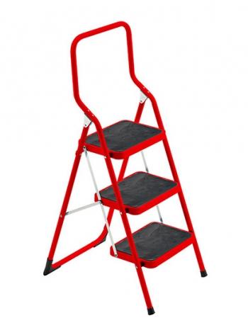 FRAMAR Major 3 Стремянка 3 ступ. (Красная) (арт. 150 RED)