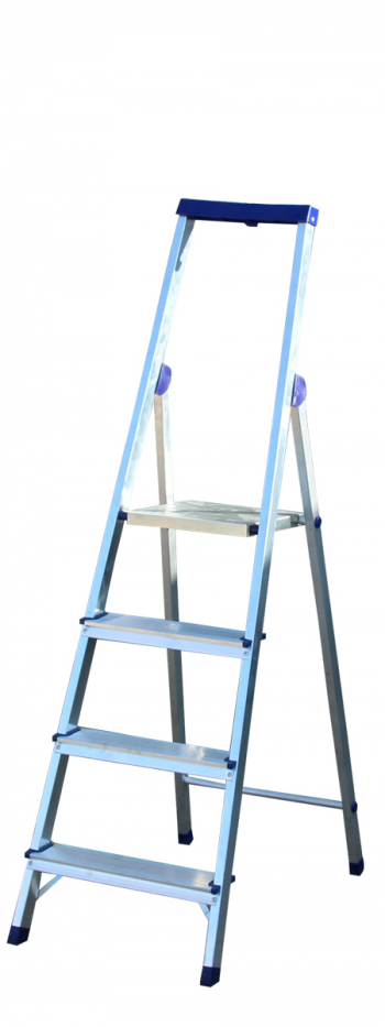 STAIRS Люкс Алюминиевая стремянка 4 ступ. (арт. AS04LX)