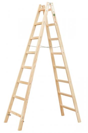 Деревянная стремянка-ходуля Балчуг 2Х8 line (арт.2823L)