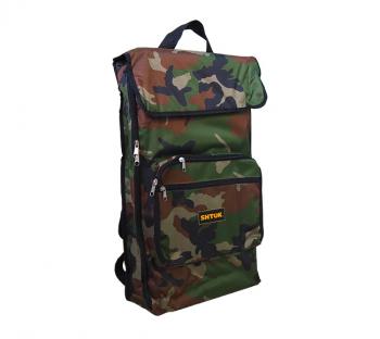 """Складная лестница """"Military"""" Shtok 2.44 м. в рюкзаке"""