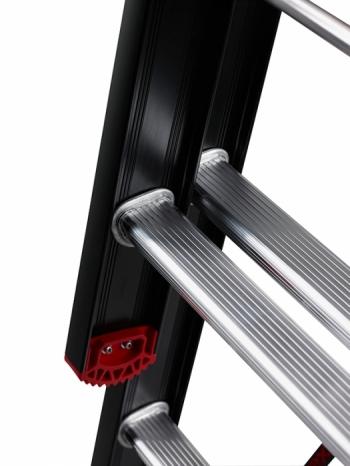 ALTREX Mounter Лестница с анодированием 3X8 ступ. (арт. 123608)