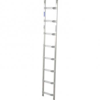 KRAUSE Stabilo Лестница для крыши алюминиевая 8 ступ. (арт. 804303)