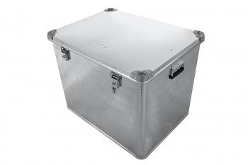 Ящик алюминевый РИФ L240 усиленный с замком