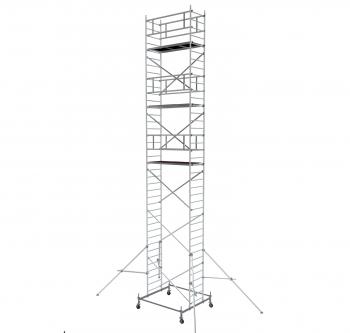 Вышка строительная алюминиевая ВМА 700/11